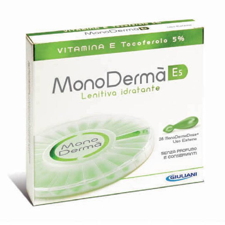 MONODERMA E5 GEL 28cps UE 0,5ml