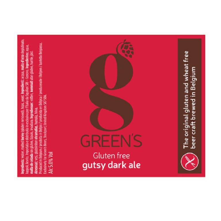BIRRA GREEN'S DARK 330ML